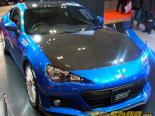 Advan Карбон стандартный Стиль Карбоновый капот Subaru BRZ 13-15