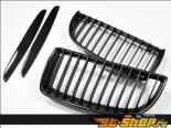 AutoTecknic Set Of Карбоновый Kidney Grilles BMW E90 седан | E91 Wagon | 3 Series 06-11