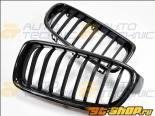 AutoTecknic Replacement Real Карбоновый передний  Grilles BMW F30 седан | F31 Wagon | 3 Series 12-14