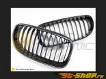 AutoTecknic Replacement Real Карбоновый передний  Grilles BMW E90 седан | E91 Wagon | 3 Series LCI 08-11