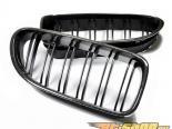 Auto Tecknic Replacment Dual Slat Карбоновый передний  Grilles BMW M6 F06 | F12 | F13 13-15