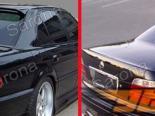 Спойлер на крышу на BMW 7 1995-2001