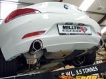 Milltek Выхлоп выхлоп BMW Z4 S-Drive 35i 09-12