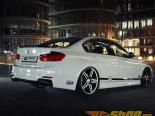 Prior Design задний бампер PDM-1 BMW 3-Series F30 12-15