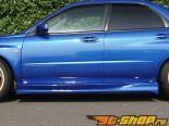 BOMEX Side Step 01 Subaru Impreza | WRX & STI 04-07