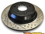ARK Drilled & Slotted задний тормозные диски Hyundai Tiburon ALL 03-06