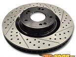 ARK Drilled & Slotted передний  тормозные диски Hyundai Tiburon ALL 03-06