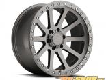 Чёрный Rhino Mint Gloss Graphite Диски 18x9 6x139.7 +12mm