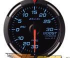 Defi Синий Racer Boost Датчик [DF06501]