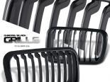 Решётка радиатора для BMW E36 92-96 SPORT Чёрный