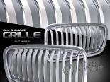 Решётка радиатора для  BMW 95-02 Хром