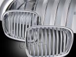 Решётка радиатора для  BMW 97-03 Хром