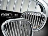 Решётка радиатора на BMW 96-02 Хром