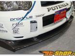 Bozz Speed Gc Impreza Передняя губа Спойлер - Карбон - Subaru Impreza GC 93-01