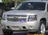 Решётка радиатора на Chevrolet Suburban 07-08 Perimeter