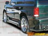 Пороги для Cadillac Escalade 2002-2006 EXE