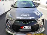 ARK C-FX Fiberglass Передняя губа комплект Hyundai Veloster Non-Turbo Model Only 12-14