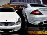 Аэродинамический Обвес для Mercedes CLS 2005-2010