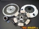 Сцепление  Masters FX400  Сцепление  6-Puck w/Aluminum  Маховик  Porsche 996 Turbo | GT2 01-05