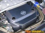 Central 20 Engine передняя Cover - Карбон - Nissan 350Z 03-08