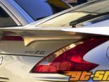 Central 20 Z-Sports Z34 задний Спойлер FRP Nissan 370Z 09-14