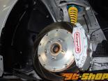 Central 20 тормозной комплект   Set передний  Nissan 370Z 09-14