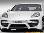 Caractere Exclusive передний  бампер Porsche Panamera Non Turbo 10-14