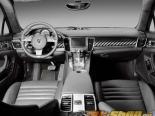 Caractere Exclusive Interior Карбоновый Trim Normal Чёрный Weave Porsche Panamera RHD 10-14