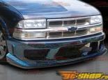 Передний бампер на Chevorlet S10 1994-1997 Drift