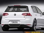 Caractere Performance задний Спойлер No Cutting Volkswagen Golf MK7 1.2TSI 2014