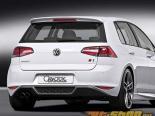 Caractere Performance задний Спойлер Volkswagen Golf MK7 1.4TSI | 2.0TDI 2014