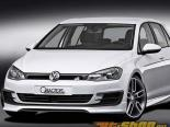 Caractere Performance полный комплект No Cutting Volkswagen Golf MK7 1.2TSI 2014