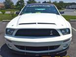 APR Performance Карбоновый Wind Splitter With Rods Ford Mustang Shelby GT500 With стандартный Lip 07-09