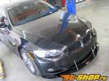 APR Performance Карбоновый Wind Splitter With Rods BMW E92 M3 08-13