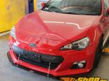 APR Performance Карбоновый Wind Splitter With Rods Subaru BRZ 2013