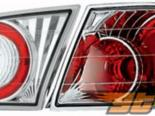 Задняя оптика на Toyota Corolla 98-02 Кристалл