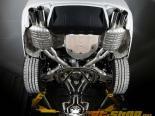 Eisenmann нержавеющий Steel Axleback выхлоп Mercedes-Benz E-Class E63AMG 10-15