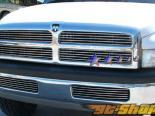 Решётка в передний бампер для Dodge Ram 94-01 Billet Fullsize