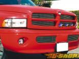 Решётка на передний бампер Sport на Dodge RAM 1999-2001