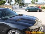 Пластиковый капот для Dodge Charger 2006-up CLG Стиль