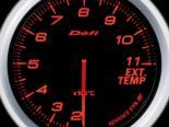 Defi Advance BF Датчик 60MM температуры выхлопа, янтарная подсветка [DF10602]