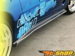 DAMD Пороги 01 Mazda RX-7 FD3S 93-02