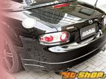 DAMD нержавеющий Muffler 01 Mazda MX-5 Miata 06-13