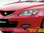 DAMD передний  решетка 02 - Brand Painted Mazda 3 BK 04-09