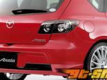DAMD насадка на выхлоп 01 Mazda 3 BK 04-09