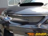 DAMD передний  решетка 01 Type B - Карбон - Subaru WRX STI седан GVB 11-13