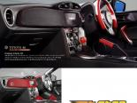 DAMD Interior Panel 01 Subaru BRZ 13-14