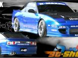 D-MAX Side Step 02 Nissan 240SX S13 89-94