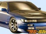 D-MAX передний  бампер 01 Nissan 240SX S13 89-94
