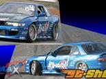 D-MAX передний  бампер 02 Nissan 240SX S13 89-94